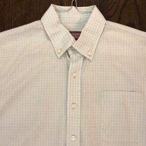 Vineyard Vines boys button down Murray shirt LG